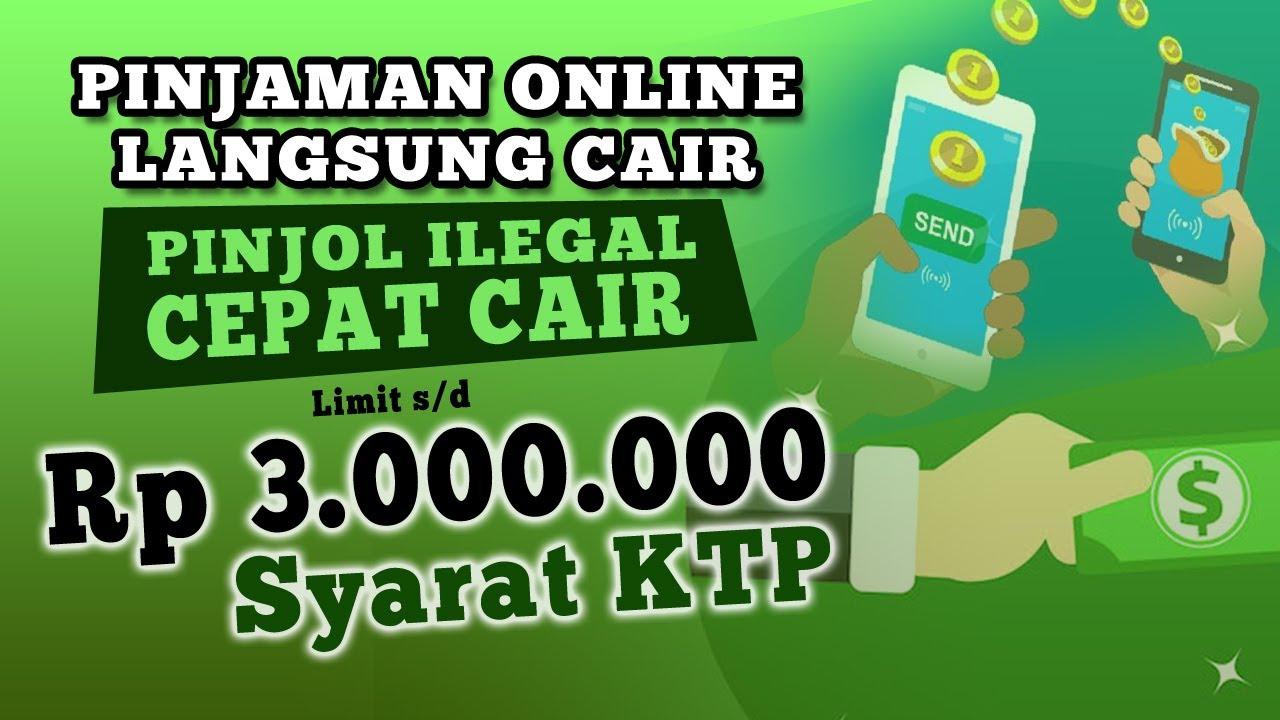 Pinjaman Online Langsung Cair Pinjol Ilegal Mudah Cair Youtube