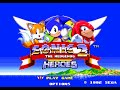 sonic 2 heroes - walkthrough - part 1  Picture