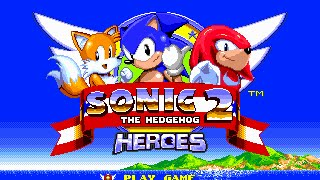 Sonic 2 Heroes - Walkthrough - Part 1