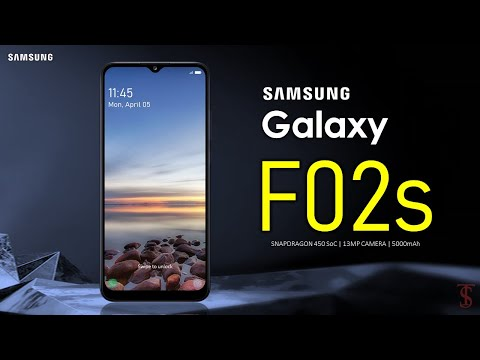 Samsung Galaxy F02s Price, Official Look, Design, Camera, Specifications, Features and Sale Details