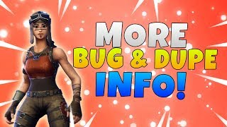 Fortnite Duplication Glitch Ban Info & No Mission Rewards Bug Fix | Fortnite Save The World