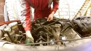 Наш новый сервис!  Первая машина в ремонте Isuzu Rodeo ( Часть 1 )