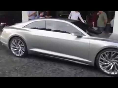2016 Audi A9 ━ REVIEW ━ NEW DESIGN CONCEPT - YouTube