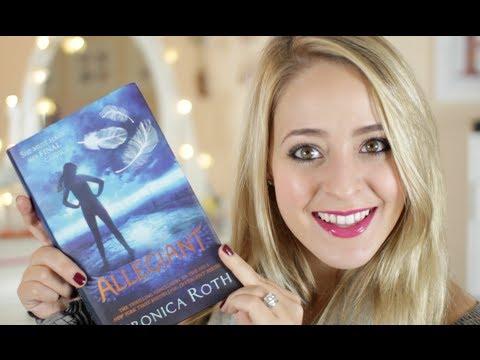Allegiant Book Review - Vlogtober 20