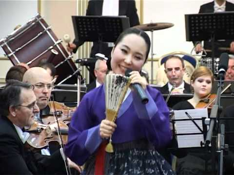 Minseok kang Filarmonica Botosani  Dialog cultural Europa - Asia la Botoşani