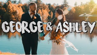 Congratulations George & Ashley !
