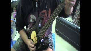 Impellitteri - Paradise (Solo Cover) By NEUNG KH3 Hope you enjoy lm...