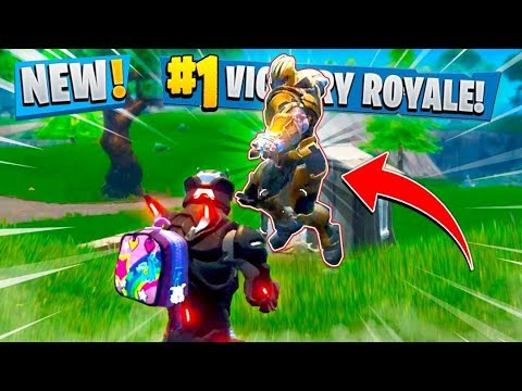 How To Beat Thanos In 1v1 Easy Victory Royale Fortnite