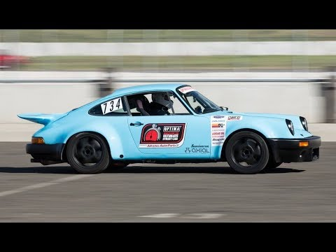Raced In-Period, Now Rat-Rodded 1970 Porsche 911 - One Take