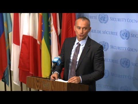 afpes: ONU: Crisis en Jerusalén debe resolverse para el viernes