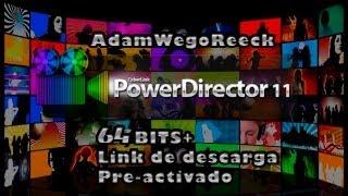 Instalar PowerDirector 11 Ultra (64 Bits)