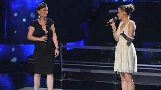 The Voice of Poland - Monika Urlik i Marta Michalska-Uras -