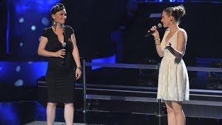 "The Voice of Poland - Monika Urlik i Marta Michalska-Uras - ""Nine Million Bicycles"" - Bitwa"
