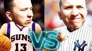 Do I Know More About The MLB OR The NBA?  Trivia Challenge