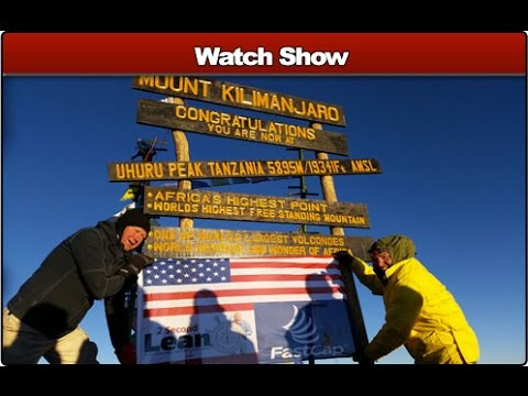 Climbing Kilimanjaro - The American Innovator