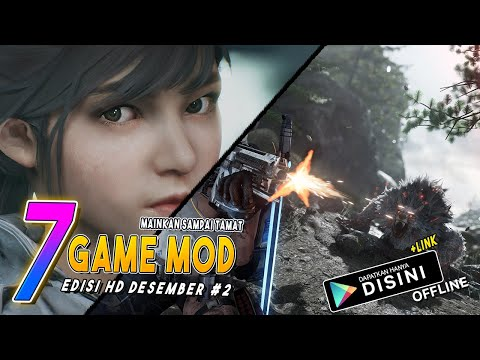 7 Game ANDROID OFFLINE Graphic PS4 - PC   WAJIB MAIN SEMUANYA   DESEMBER #2