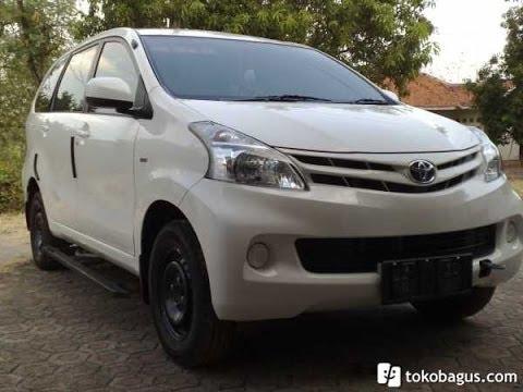 Harga Grand New Avanza Second Perbedaan E Dan Std Dijual Toyota All 2013 Youtube