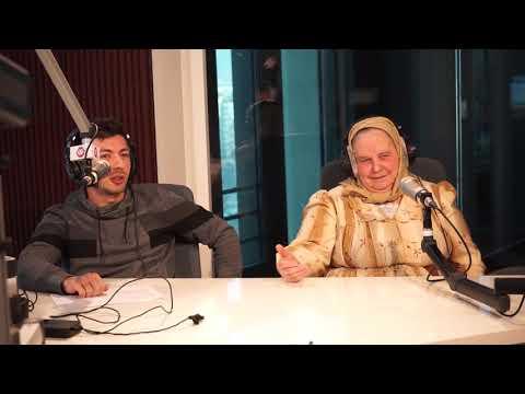 Bunica la KISS FM - MIRCEA BRAVO