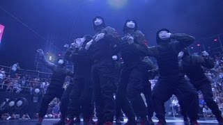 Jabbawockeez & Super Cr3w at Red Bull BC One Finals Brazil