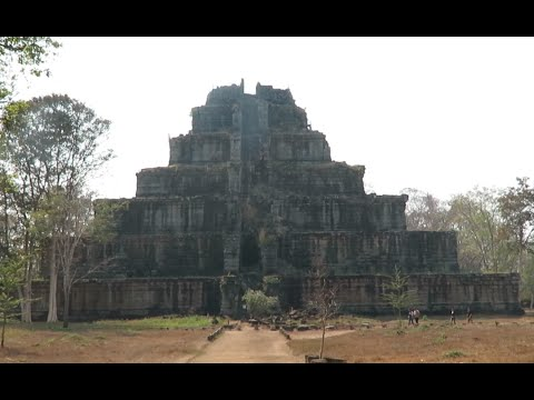 Koh Ker The Ancient Temple in Cambodia