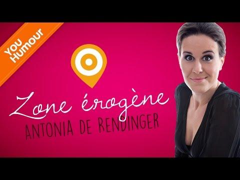 ANTONIA DE RENDINGER - Zone érogène