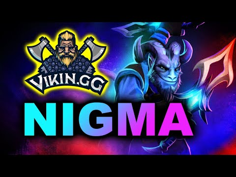 NIGMA Vs VIKIN.GG - EU Group Stage - ESL One Birmingham 2020 DOTA 2