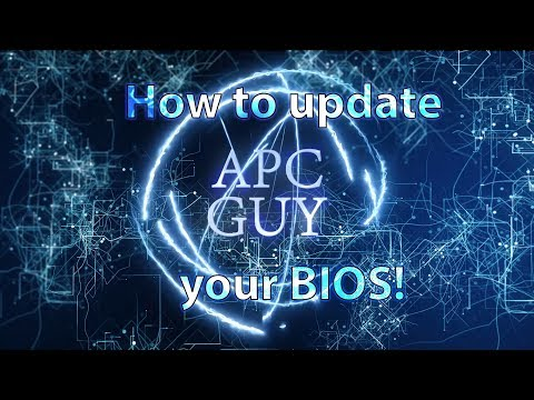 How to: Update your BIOS, and do you need to?
