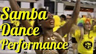 BRAZILIAN SAMBA DANCE PERFORMANCE: 3 SAMBA DANCE VIDEOS WITH TOP INSTRUCTOR EGILI FROM BRAZIL