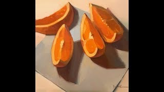 Oil Painting with Sarah Sedwick: Alla Prima in 3 Steps