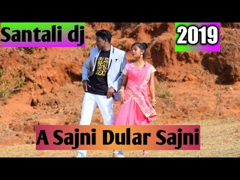 Santali Dj 2019 / E Sajni Dular Sajni // Santali Akhda
