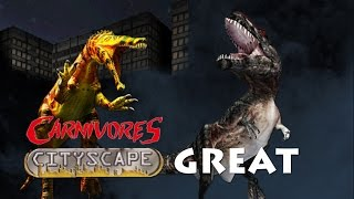 Why Carnivores Cityscape is GREAT