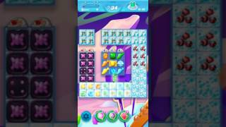 Candy crush soda Saga level 696/No Boosters