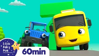 Learn The Alphabet ABC Song + More Nursery Rhymes & Kids Songs - Little Baby Bum