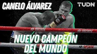 Canelo noquea a Kovalev y se mete en la historia del boxeo
