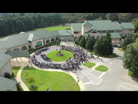 Drone Video of Glenelg Country School in Maryland