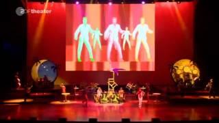 Cirque du Soleil Viva Elvis Bossa Nova Baby