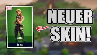 🔴To win solo wins!💪 Aura Skin in the shop!😱 #RoadTo420Abos!✌ Fortnite live German🔴