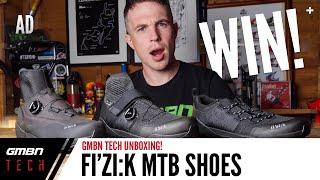 New Fizik Mountain Bike Shoes …