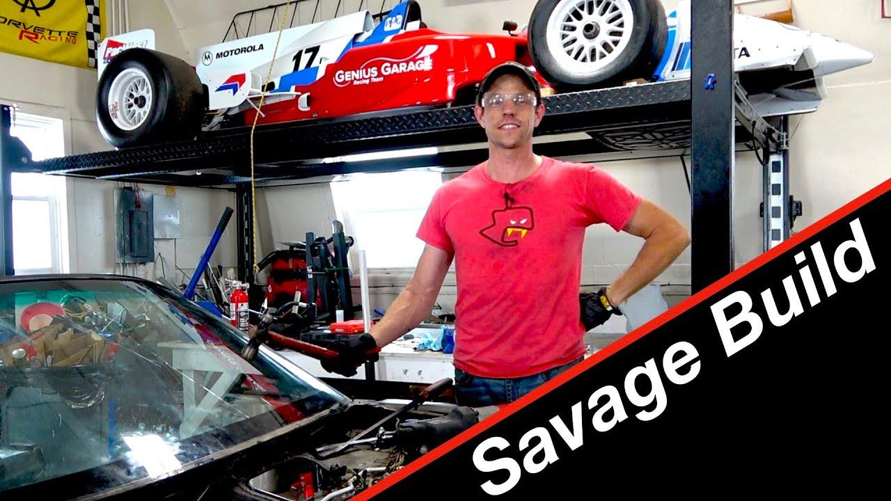 Full savage Porsche destruction | King Zero V12 supercar!