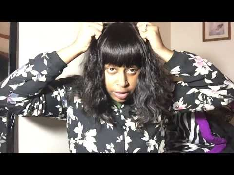 shake-n-go naked brazilian natural S-wave wig | Divatress