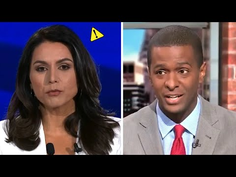 Tulsi SLAMS 'Despicable' CNN Scrubs for SMEARING Her As a 'Puppet' of Russia!