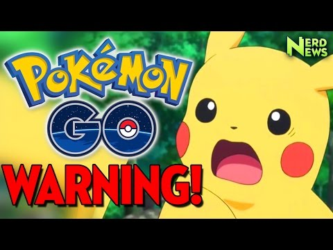 POKEMON GO - How To Get Banned!