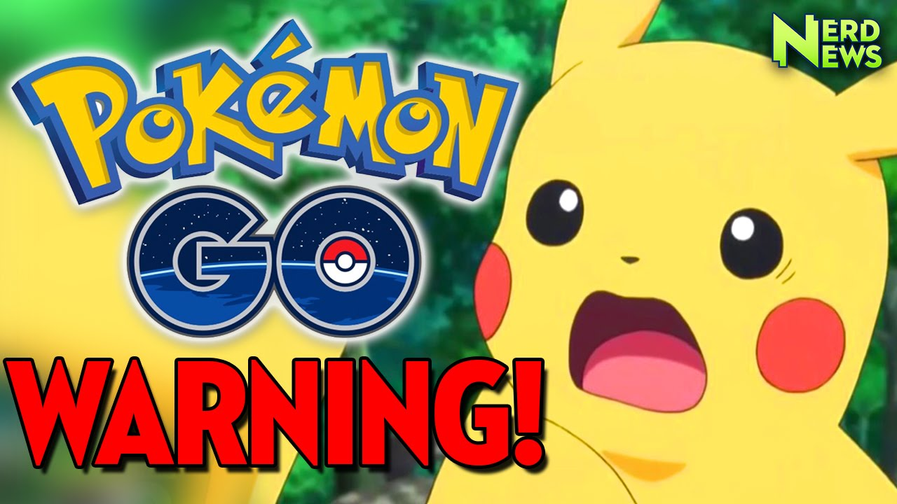 POKEMON GO - How To Get Banned! - YouTube