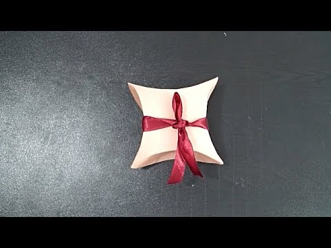 Gift Packing Paper Craft || How To Make Gift Box || DIY Gift Box || Handmade Paper Gift Box || Craft