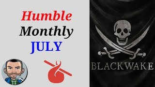 Humble Monthly July (Blackwake, Hearts of Iron IV)
