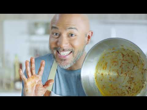 Learn a chef's secret with Safeguard and Joy