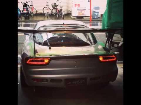 Car Shop Glow Fd3s Led Tails V1 Flowing Model On Car Youtube