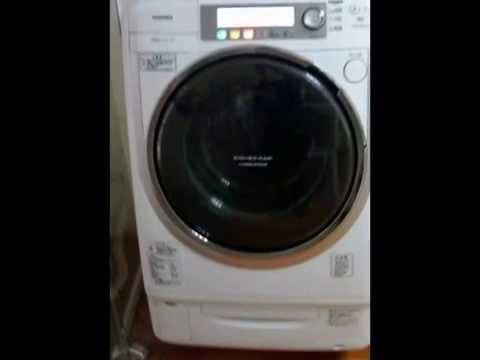Máy giặt nội địa nhật National NR-VR1100, Hàng đẹp Mới 99%, Giá cực rẻ