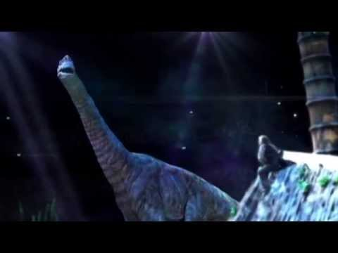 Walking With Dinosaurs at Chesapeake Energy Arena
