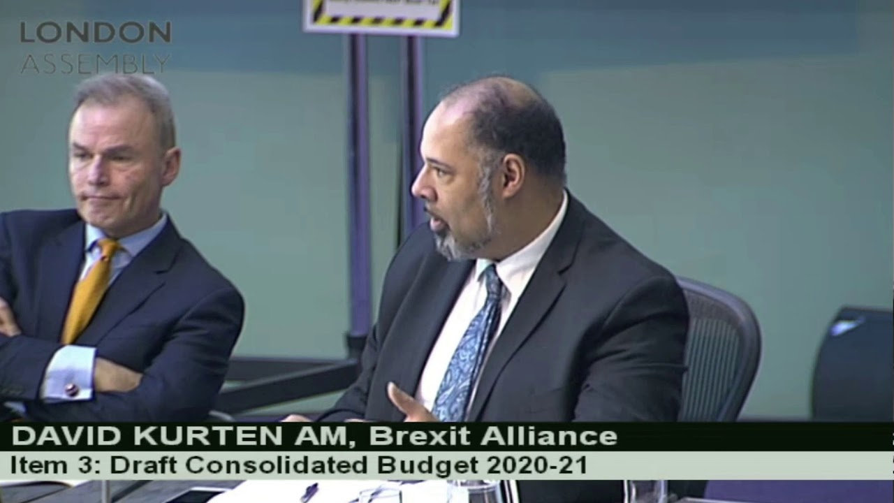 David Kurten asks how the Mayor will use the Adult Education budget to skill up Londoners, and what